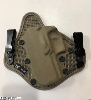 For Sale: Stealthgear Sig P320 ventcore IWB mini holster Left hand draw