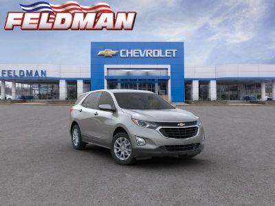 2019 Chevrolet Equinox (Silver Ice Metallic)