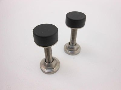 Sell 1964-1972 67 68 69 CAMARO CHEVELLE STAINLESS HOOD ADJUSTERS,PAIR MADE IN U.S.A. motorcycle in Fullerton, California, US, for US $44.95