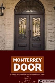 Monterrey Door, Iron Doors and more