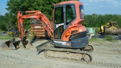 2005 Kubota U35 Mini Excavator
