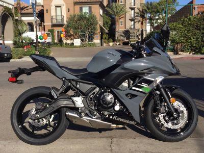 2018 Kawasaki Ninja 650 ABS Sport Motorcycles Marina Del Rey, CA