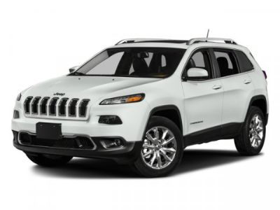 2016 Jeep Cherokee Limited (True Blue Pearlcoat)