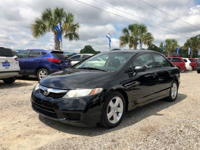 2011 Honda Civic LX-S (Black)