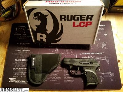 For Sale: Ruger - LCP 380