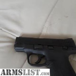 For Sale: Smith & Wesson M& P 2.0 shield brand new in the box with 2 mags and ammo