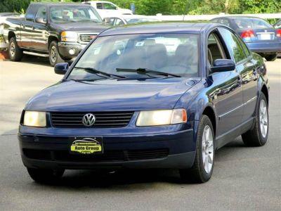 2000 Volkswagen Passat GLS V6 (Blue)