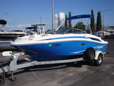 2011 Sea Ray 185 Sport Runabouts Holiday, FL