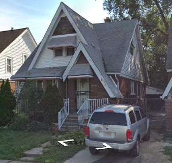 House for Sale in Detroit, Michigan, Ref# 201551080