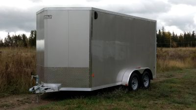2017 Mission Trailers EXHAULER Utility Trailers Sandpoint, ID