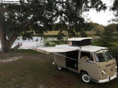 """1969 Riviera Camper """"Ethel"""""""