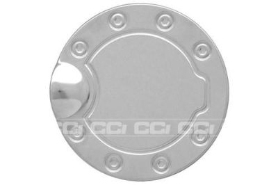 Purchase CCI GDC14 - 07-11 Chevy Silverado Chrome Stainless Steel Gas Cap Cover 1 Pc motorcycle in Tampa, Florida, US, for US $33.66