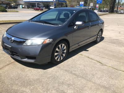 2009 Honda Civic EX (Grey)