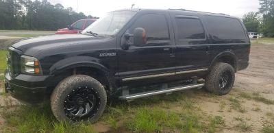2004 Ford Excursion 4wd Diesel Loaded