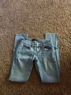 Levi's too super low jeans 520