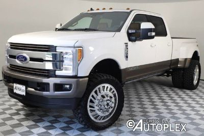 2019 Ford F350 King Ranch