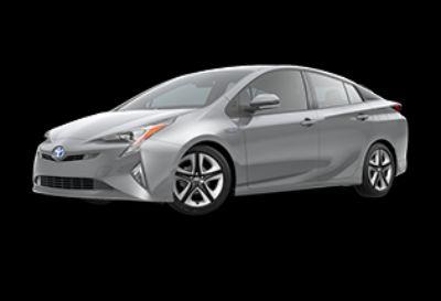 2018 Toyota Prius (Classic Silver Metallic)