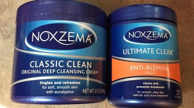 Noxema $5 for both!