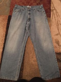 Levi s 36x30 jeans - ppu (near old chemstrand & 29) or PU @ the Marcus Pointe Thrift Store (on W street)