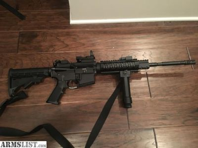For Sale/Trade: .223 / 5.56 ar build 16""