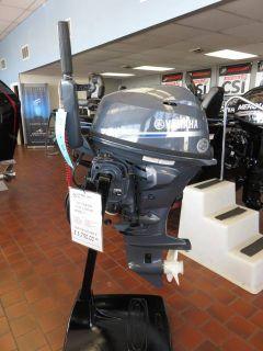 2017 Yamaha F25SWHC 4-Stroke Outboard Motors Saint Peters, MO