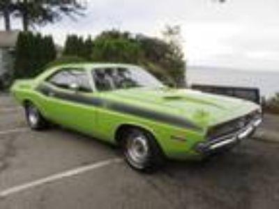1970 Dodge Challenger 440 c.i. RT Resto-Mod Lime Green
