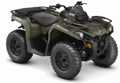 2019 Can-Am Outlander 450 Utility ATVs Eugene, OR