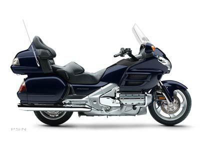 2007 Honda Gold Wing Audio / Comfort / Navi / ABS Touring Greeneville, TN