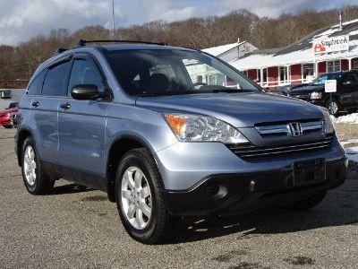 2009 Honda CR-V EX (Blue)