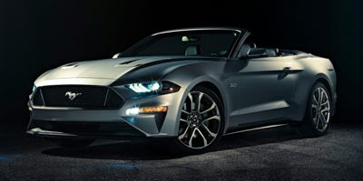 2018 Ford Mustang EcoBoost Convertible (Shadow Black)