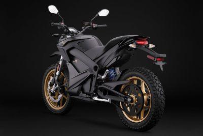 2018 Zero Motorcycles ZERO-DSR