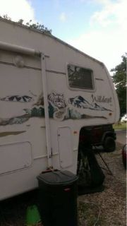 Forest river Wildcat 5th wheel w bunkhouse
