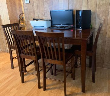 5 piece Dining Table