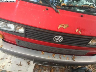 1991 Vanagon Parting out (FLOOD VICTIM)