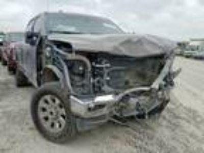 Salvage 2018 FORD F250 KING RANCH for Sale