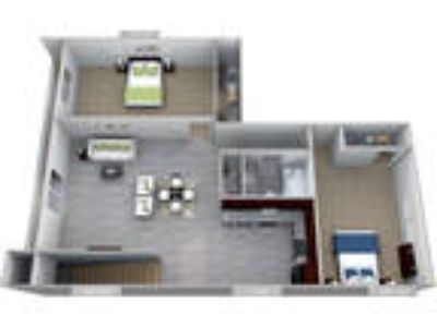 Columbia Gardens Apartments - Columbia Gardens Two BR - Master