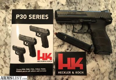 For Sale: HK P30 S 9MM