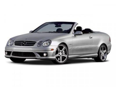 2008 Mercedes-Benz CLK-Class CLK550 (Indium Grey Metallic)