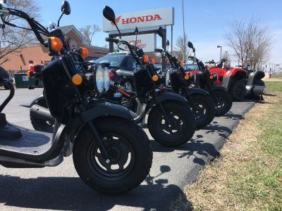 2018 Honda Ruckus 250 - 500cc Scooters Crystal Lake, IL