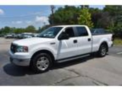 "2008 Ford F-150 2WD SuperCrew 139"" XLT at [url removed]"