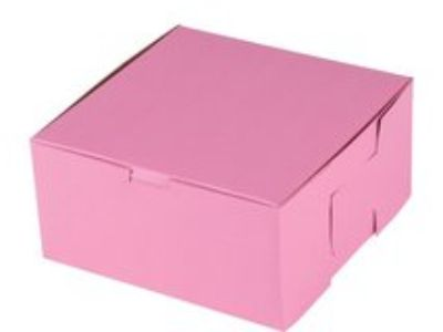Southern Champion Pink Cake / Bakery Box - 250/Bundle