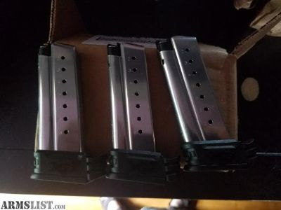 For Sale/Trade: XDs/XDe mags