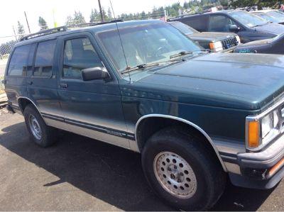 1993 Chevrolet S10 Blazer