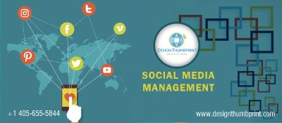 Social Media Management Services (405-655-5844) OKC| Design Thumbprint