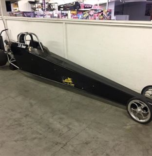 2004 Attac Race Cars Junior Dragster
