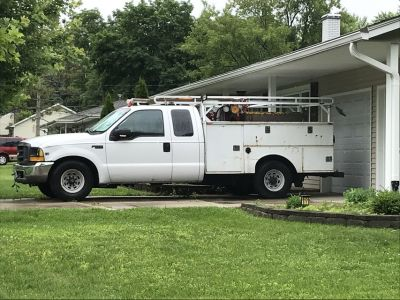 1999 Ford F-250 Power Stroke