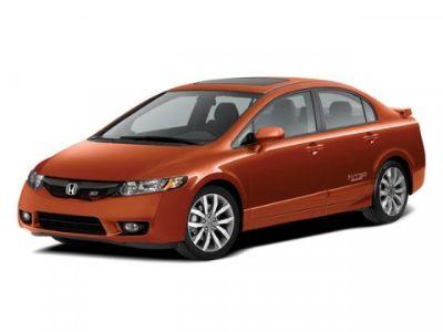 2010 Honda Civic Si w/Summer Tires (Gray)