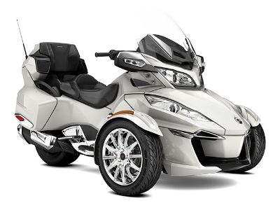 2017 Can-Am Spyder RT SE6 3 Wheel Motorcycle Motorcycles Waco, TX