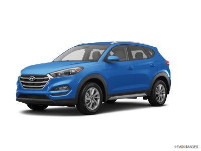 2017 Hyundai Tucson SE (Caribbean Blue)