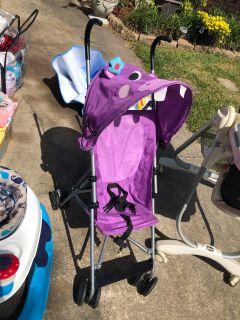 Hippo stroller